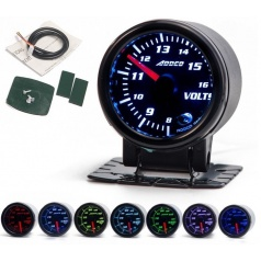 ADDCO RACING budík 52 mm voltmetr