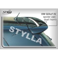 Volkswagen Golf IV 98+ spoiler zadných dverí horný (EÚ homologácia)