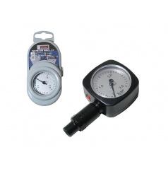 Merač tlaku v pneumatikách plastový 3 Atm.