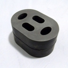 Univerzálny gumový záves na výfuk Z-593
