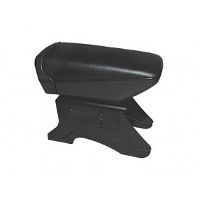 Univerzálna opierka lakťová čierna so schránkou
