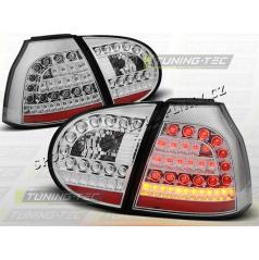 VW Golf V 2003-09 zadné LED lampy Chrome (LDVW67)
