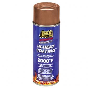 Thermoizolačný spray Thermo-Tec (medený) 330 ml