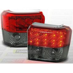 VW T4 1990-03 ZADNÍ LED LAMPY RED SMOKE (LDVW24)