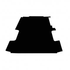 Podložka gumová VW Crafter II, 2016+, L3