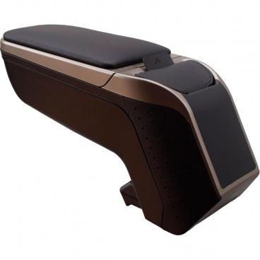 Lakťová opierka, područka Armster 2, Fiat Punto, 2005+ (s vyhrievanými sedadlami)