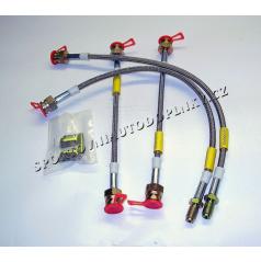 Ford Focus 00-03 pancierové brzdy hadice APC RE-works-výpredaj
