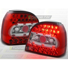 VW Golf III 1991-97 zadné LED lampy red white (LDVW13)