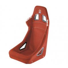 Pevná sedačka Sparco Sprint červená FIA homologácia