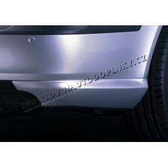 Body-Kit zadné rozšírenie nárazníka, ABS-čierny, Škoda Octavia II Combi