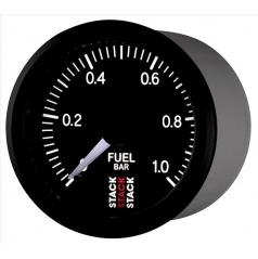 Stack elektronický tlak paliva vody 52 mm ST3303