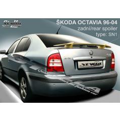 Škoda Octavia 1996+ zadný spoiler (EÚ homologácia)