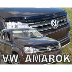 Deflektor prednej kapoty Volkswagen Amarok 2009+