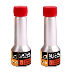 Čistiace prísada do paliva pre benzínové motory Atómium A-prohim SGA 2x50 ml
