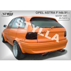 OPEL ASTRA F HTB (91-98) spoiler zad. dveří horní