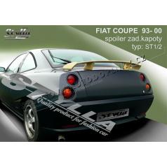 Fiat Coupé 93-00 spoiler zadnej kapoty (EÚ homologácia)