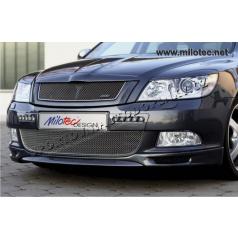 Spoiler Milotec - pre predný nárazník, Škoda Octavia II. facelift 11/08