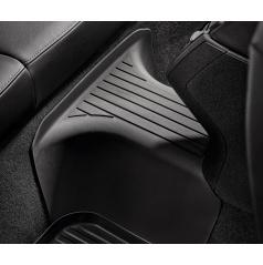 Originální gumový kryt přes zadní středový panel Škoda Scala, Kamiq