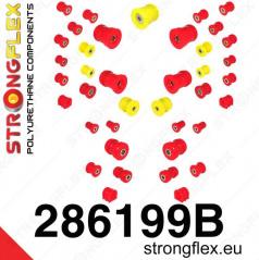 Infinity G35 2003-07 StrongFlex kompletní sestava silentbloků 39 ks