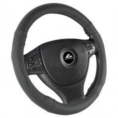 Poťah na volant - Profil II čierny M