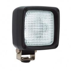 Halogénová pracovná lampa malá 10x10 cm