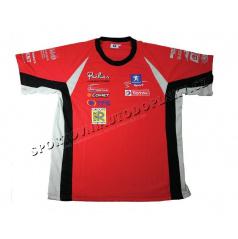 Oficiálne Peugeot Rally Team - edícia Pailler - Tímové tričko s krátkym rukávom WRC