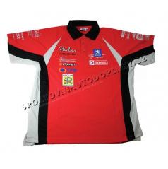 Oficiálna Peugeot Rally Team - edícia Pailler - Tímová polo-košele WRC
