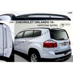 Chevrolet Orlando 2010- zadní spoiler (EU homologace)