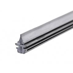 Guma stierače 710 mm-náhradná gumená-grafitová