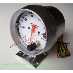 Otáčkomer 90 mm pre dieselové motory s nastaviteľnou signalizáciou