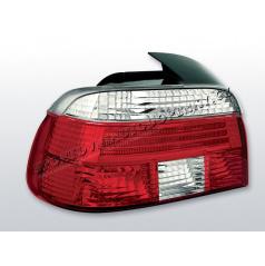 BMW E39 95-00 zadné lampy kryštalické (LTBM49) - sedan