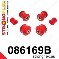Honda Integra 2001-06 StrongFlex sestava silentbloků jen pro přední nápravu 6 ks