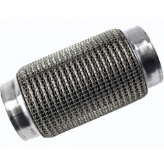 Nerez pružný diel - vlnovec 90x200 mm