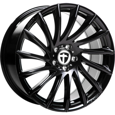 Alu kolo Tomason TN16 black 7,5x17 5x112 ET37