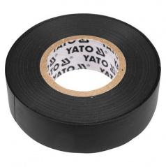 Páska izolační 15 x 0,13 mm x 20 m - černá