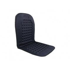 Poťah na sedadlá magnetický - čierny