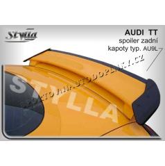 Audi TT zadné krídlo - len pre modely s lištou