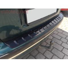 Prah piatych dverí s výstupky, ABS-čierna metalíza, Škoda Octavia I. Combi