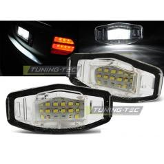 LED osvětlení SPZ - Honda Civic/City/Legend/Accord (PRHO01)