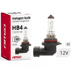 Halogénová žiarovka HB4 9006 12V 55W Vertex