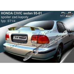 HONDA CIVIC sedan 95-01 spoiler zad. kapoty (EU homologace)