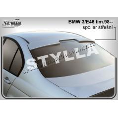 BMW 3, E46 Sedan 98+ predĺženie strechy (EÚ homologácia)