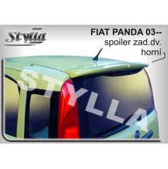 Fiat Panda (03+) spoiler zadných dverí horný