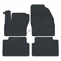 Autokoberce gumové-Ford Kuga-čierne