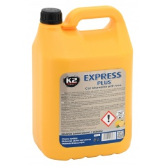 Šampon s voskom K2 5L