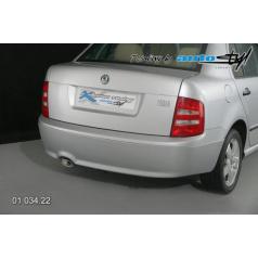 Škoda Fabia spoiler pod zadný nárazník sedan, combi