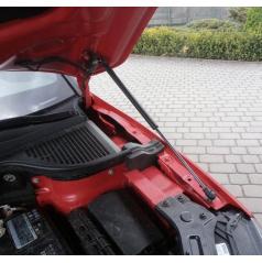 Plynové vzpery kapoty motora - Škoda Karoq
