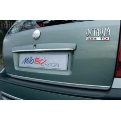 Lišta zadná - nerez, Škoda Octavia I Combi
