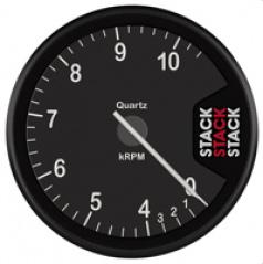 Stack profesionálny otáčkomer 80 mm ST400