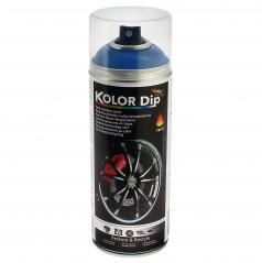 Kolor Dip farba na brzdiče, motor modrá 400ml do 700 ° C